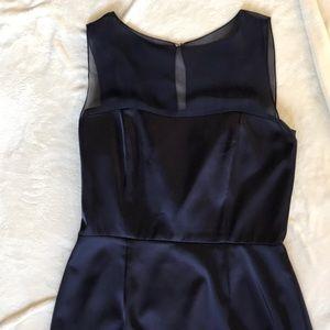 Satiny dress